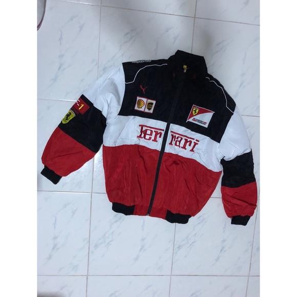 Puma Ferrari Racing Jacket 58 Remise Www Muminlerotomotiv Com Tr